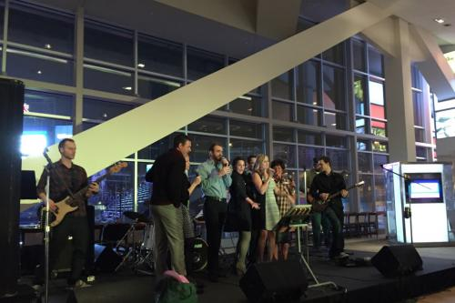 Event at Target Field