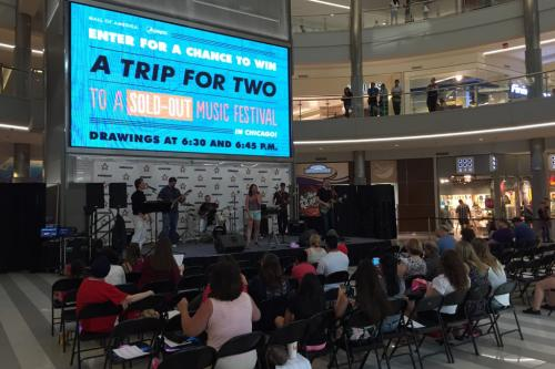 Event at Mall of America