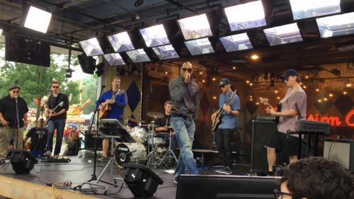 Hurricane Karaoke at MN State Fair 2017