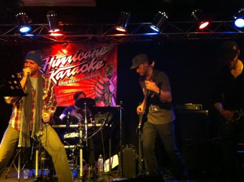 Show at Whiskey Junction