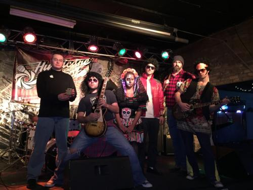 Halloween show at Whiskey Junction
