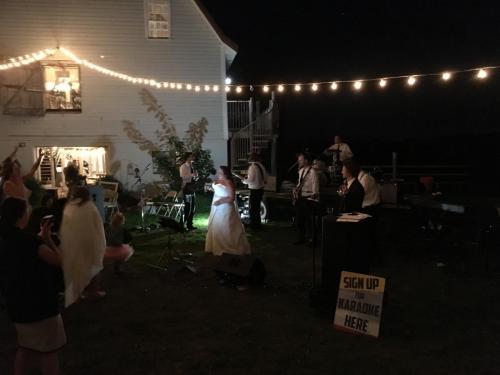 Wedding in WI